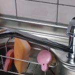 台所の蛇口の交換 ポタポタは下側も注意です